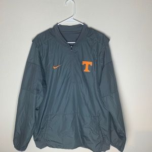 Nike Tennessee University Storm Fit Quarter Zip